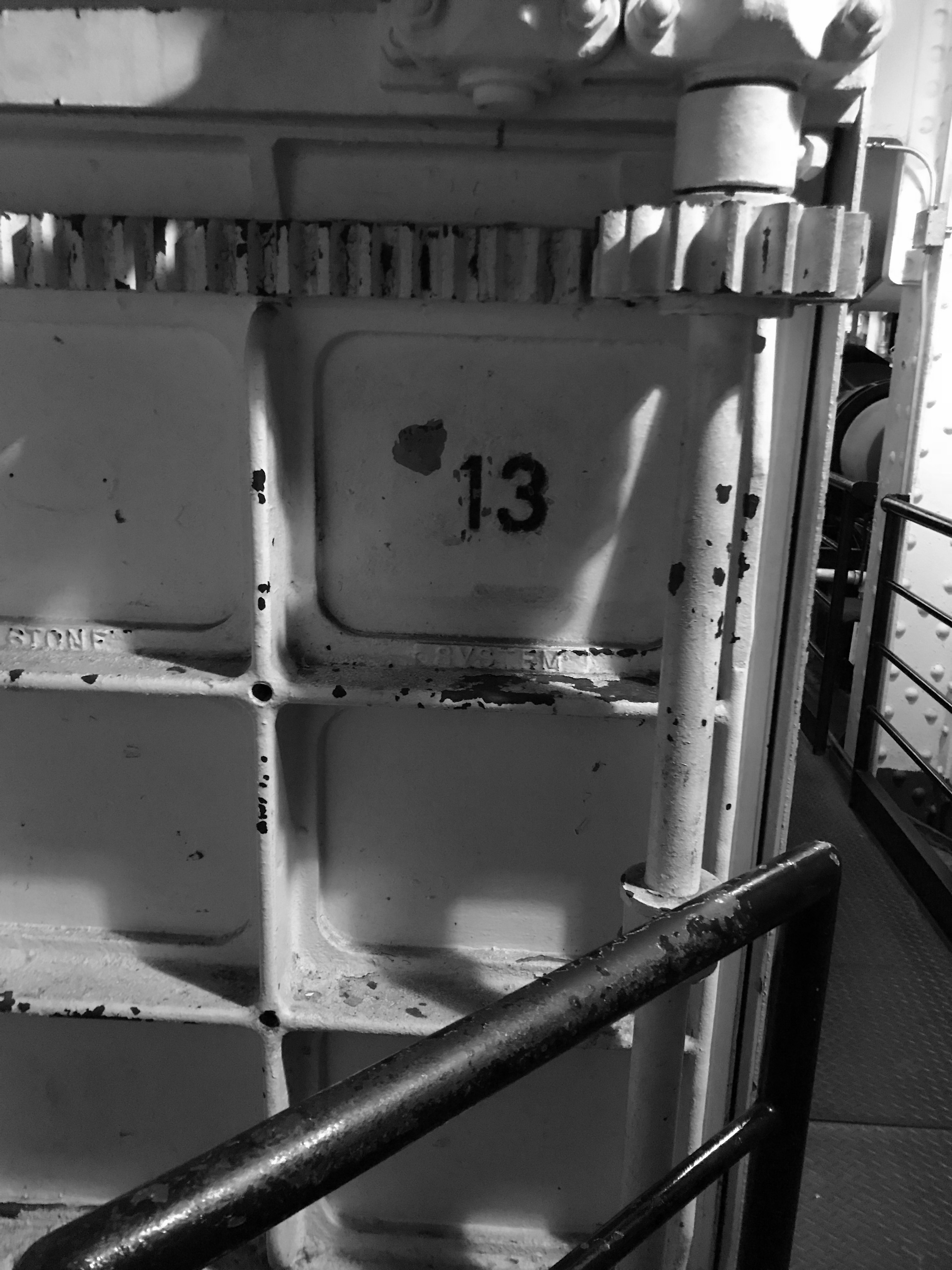 Queen Mary Engine Room: The Haunted Halls Of The RMS Queen Mary